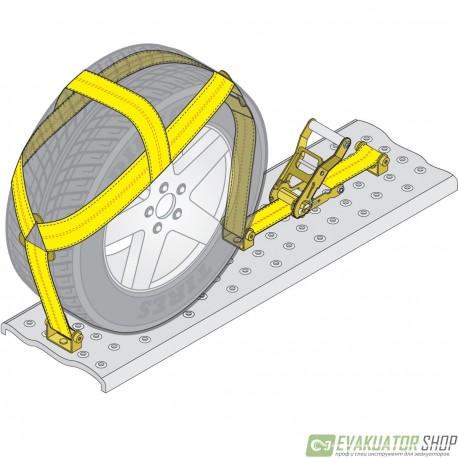 50 мм Корзина стяжная стропа для фиксации на платформе
