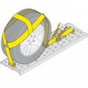 Стяжка груза 2,5т 50мм х 5,0м метод Корзина, Evakuator Shop