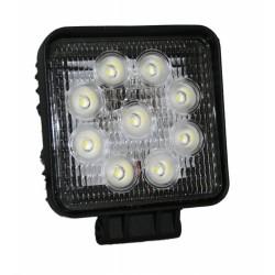 Фонарь (LED) 27W Квадратный
