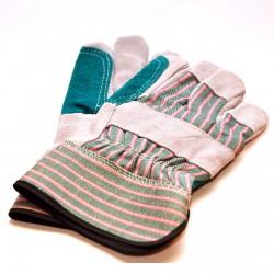 Перчатки двуслойные
