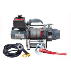 Лебедка электрическая ComeUp DV-6 (12В/24В) - 2,7 т.