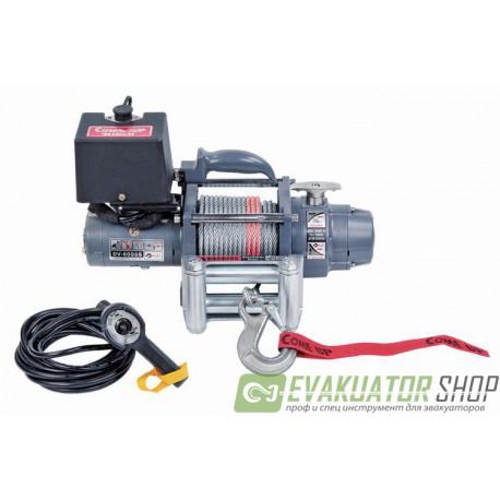 Лебедка электрическая ComeUp DV-6000S/DV-6000L (12В/24В) - 2,7 т.