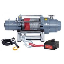 Лебедка электрическая ComeUp DV-18 (24В) - 8,1 т.