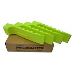 Комплект скейтов WreckMaster - зеленый