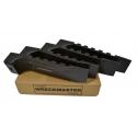 Комплект скейтов WreckMaster - черный