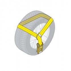 Стяжка груза 2,5т 50мм х 5,0м метод Лассо 1 шт.