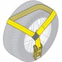 Запасная ленточная стропа с петлей для метода Лассо 2,5т/2,0м